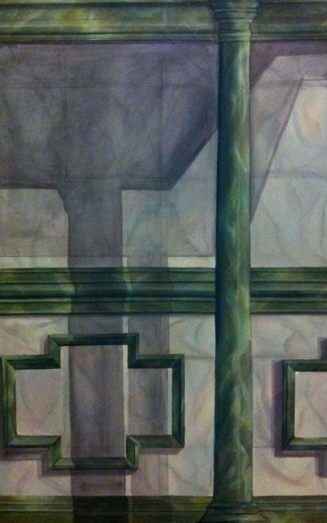 Marble 4' x 8'
