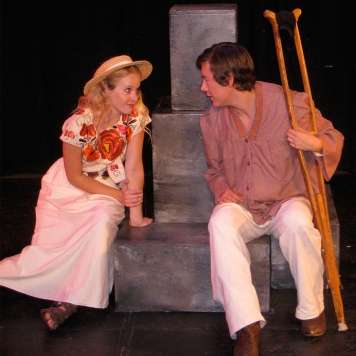 The Piper of Harmonia Production Photo