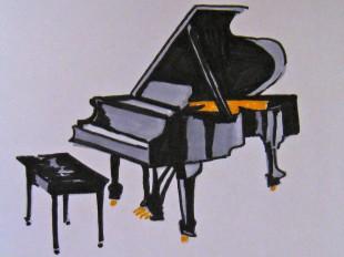 Marker Piano