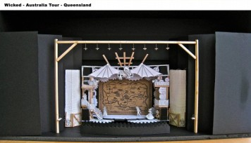 Wicked Australia Tour Model Maker