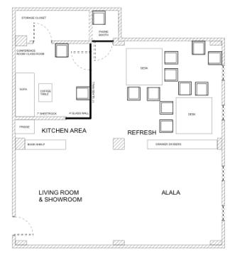 Refresh New Office Floor Plan