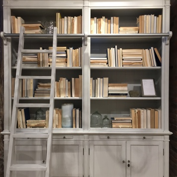 Staged Bookcases