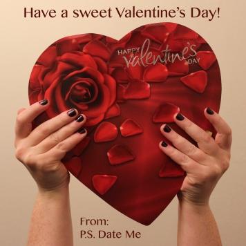 P.S. It's Valentine's Day Series Example